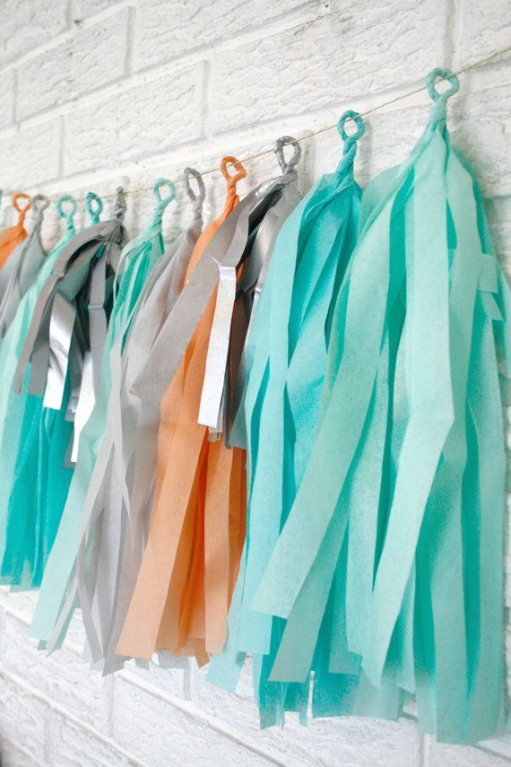 Wedding - Wedding Colors: Aqua   Peach