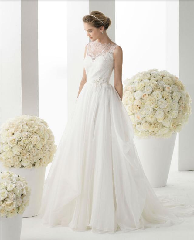 Graceful Bridal Gowns For Big Wedding Party #2157071 - Weddbook