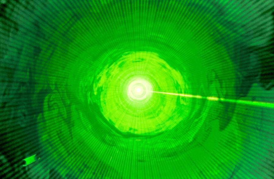Hochzeit - Laser vert 300mW