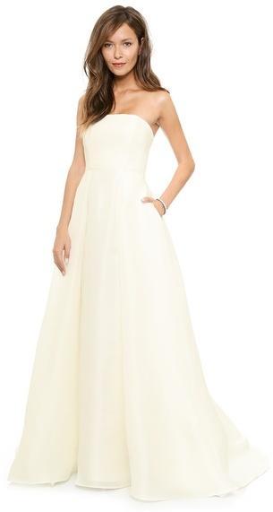 Свадьба - Badgley Mischka Collection Gazar Ball Gown