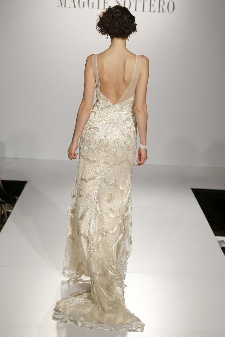 Best designer wedding dresses 2014 for Top 5 wedding dress designers