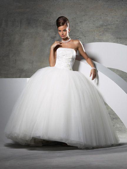 Свадьба - Weddings-Bride-Tulle