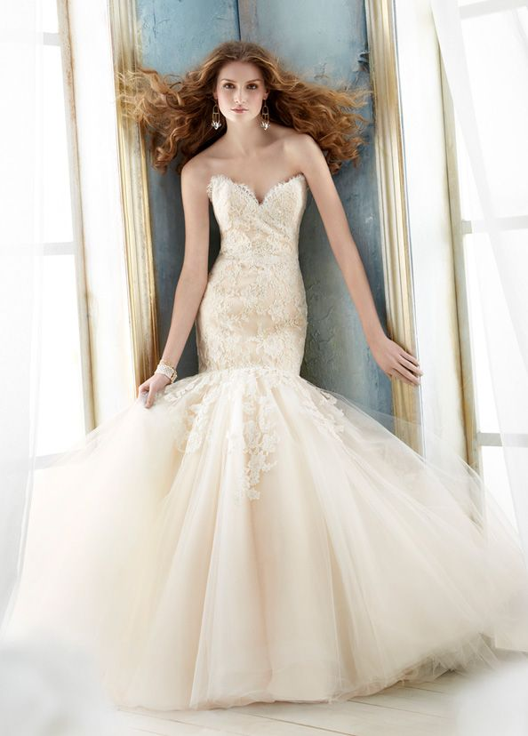 زفاف - Weddings-Bride-Tulle