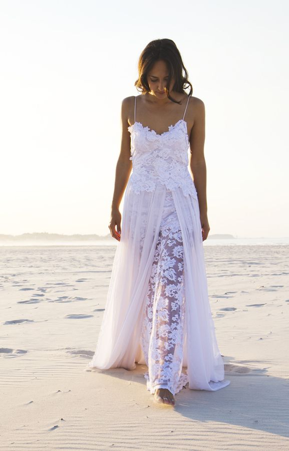 Dress Weddings Beach Gowns 2158434 Weddbook