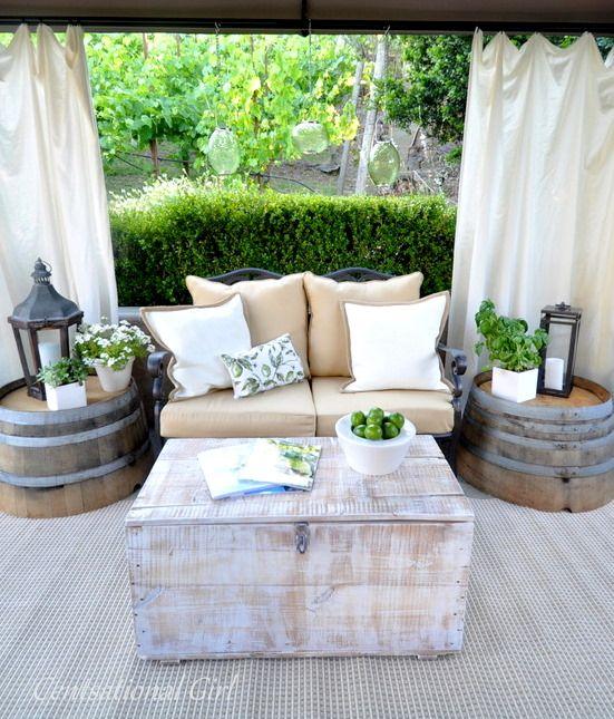 Wedding - Our Patio Cabana(new)
