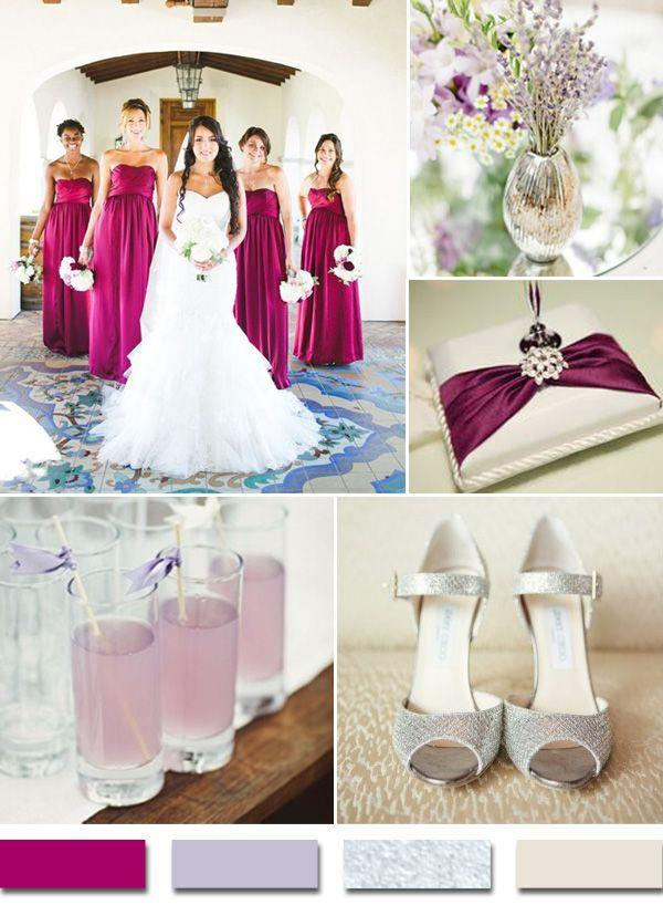 Wedding - Top 10 Wedding Color Scheme Ideas-2015 Wedding Trends Part ...