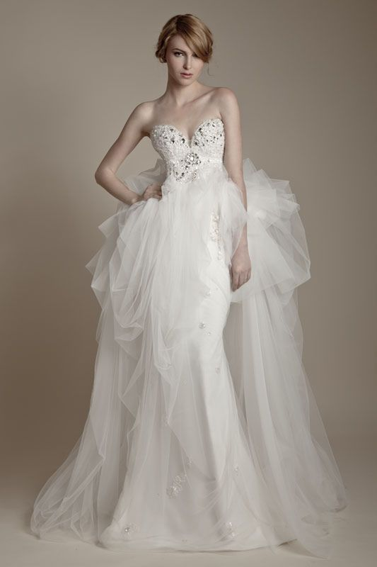زفاف - Weddings-Bride-Tulle