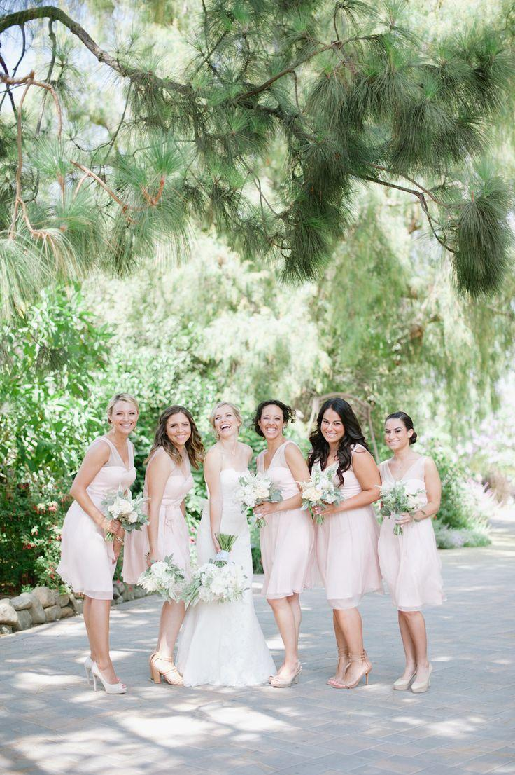 Hochzeit - Romantic Maravilla Gardens Wedding