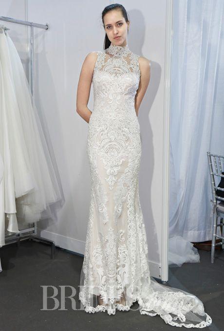 Spring 2015 wedding dress trends wedding dress by gemy maalouf lace