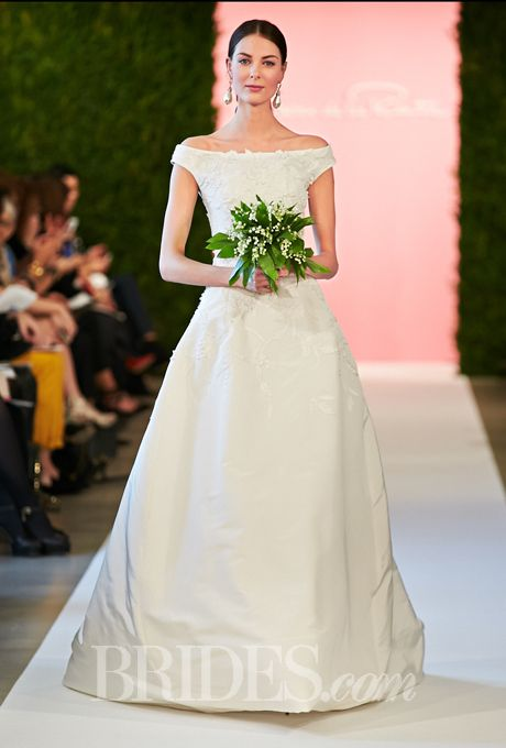 زفاف - Spring 2015 Wedding Dress Trends