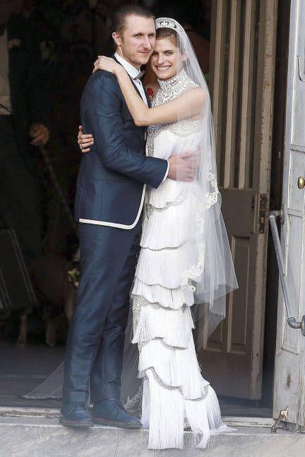 زفاف - It Girls In Love: A-List Wedding Style