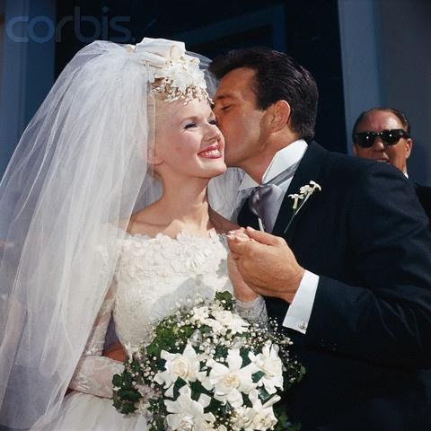 Christine carey wedding