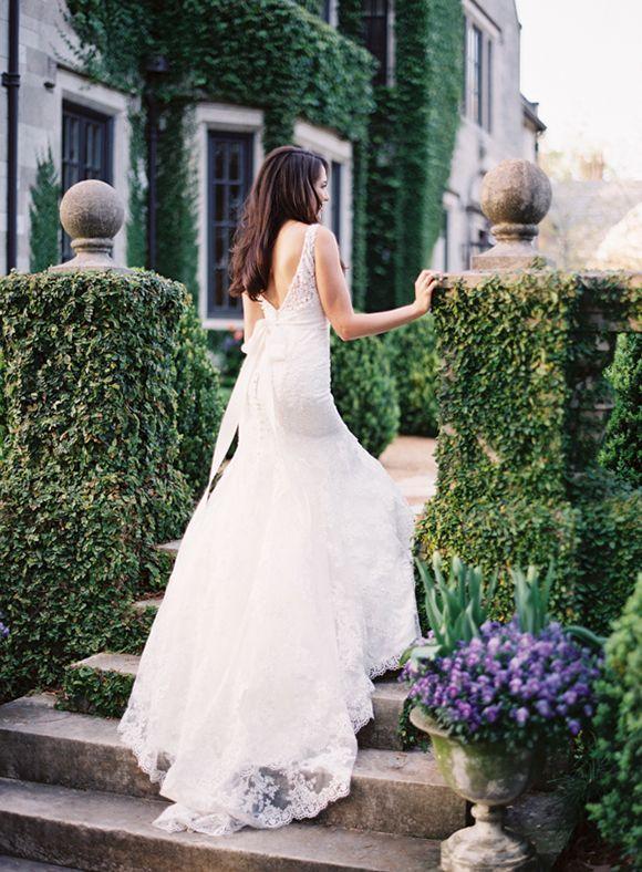 Hochzeit - Garden Weddings
