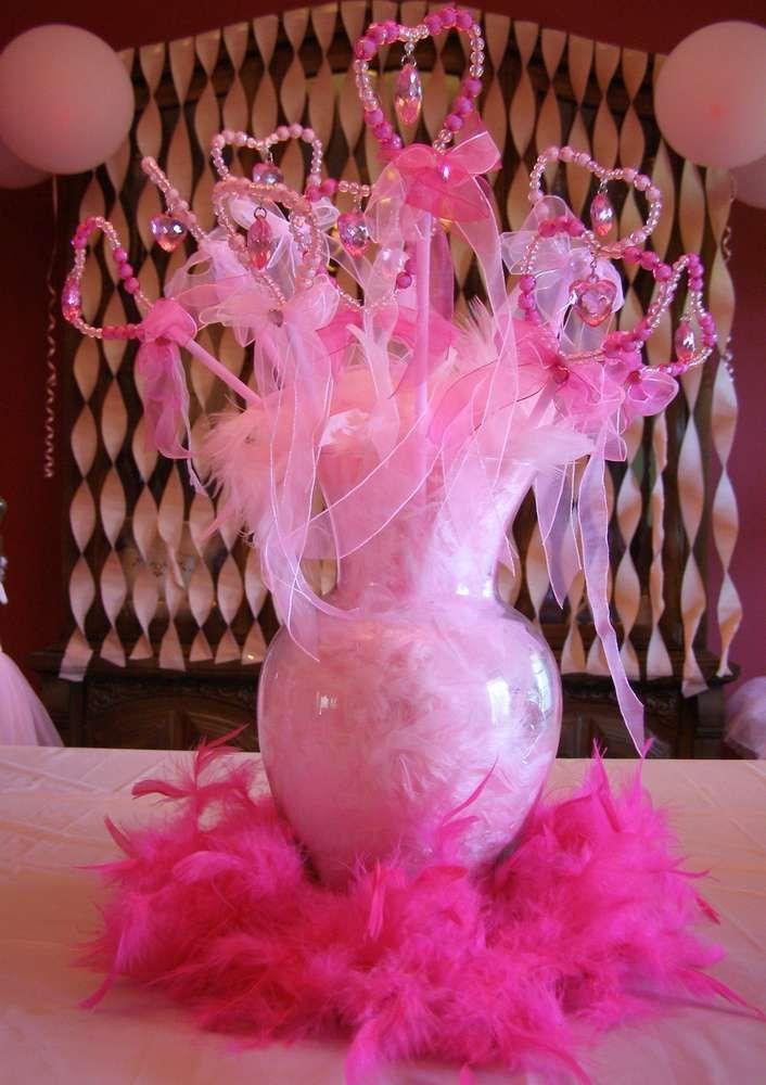 Bridal Shower  Pink Princess Party Birthday Party Ideas  ~ 214028_Birthday Party Ideas Pink