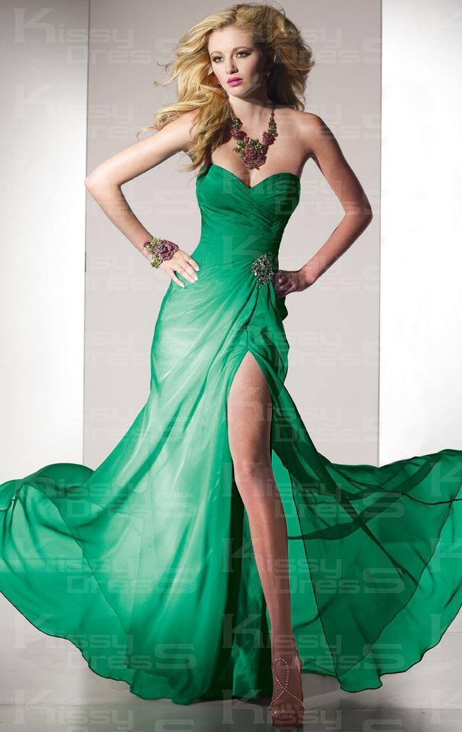 robe de soir e unique longue multicolore de mousseline de soie lfnah0032 2160395 weddbook. Black Bedroom Furniture Sets. Home Design Ideas