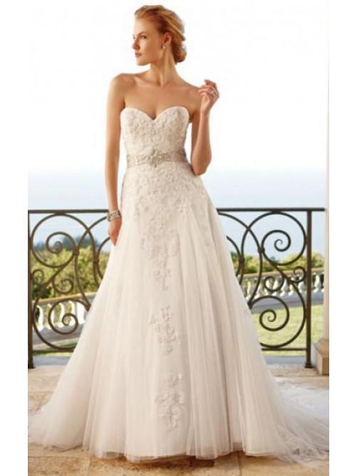 Свадьба - Long Wedding Dress