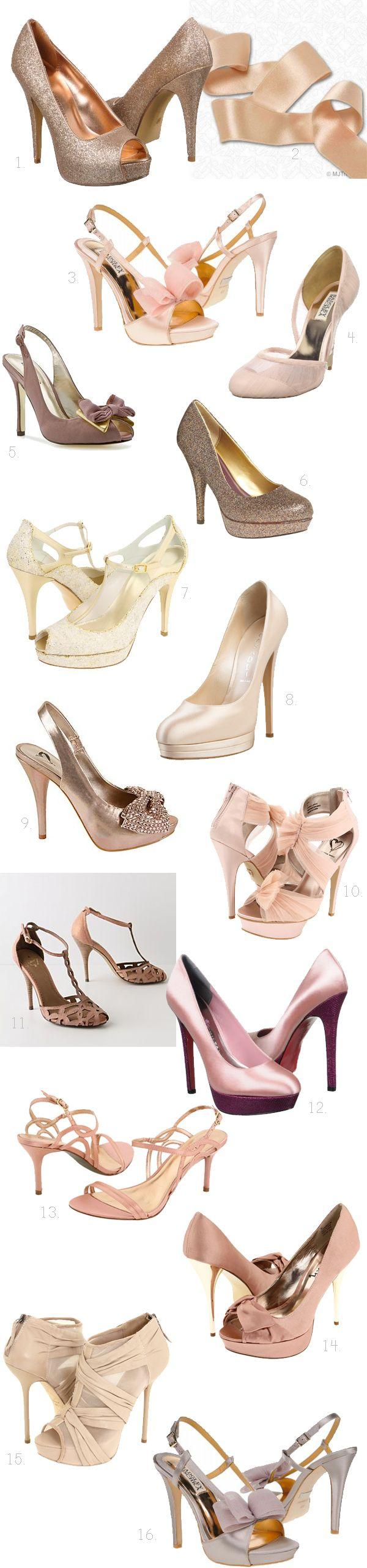 Mariage - ♥~•~♥ Wedding ►Shoes