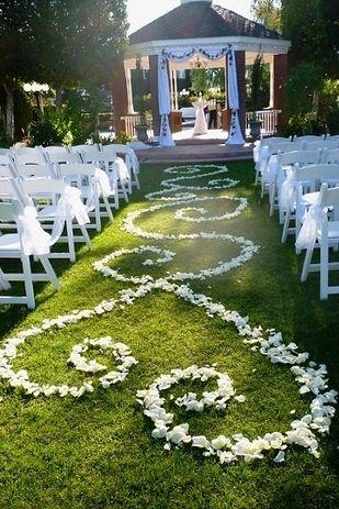 Mariage - 31 Impossibly Romantic Wedding Ideas