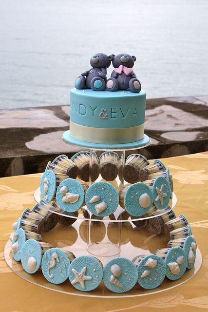 زفاف - Wedding-Cupcakes