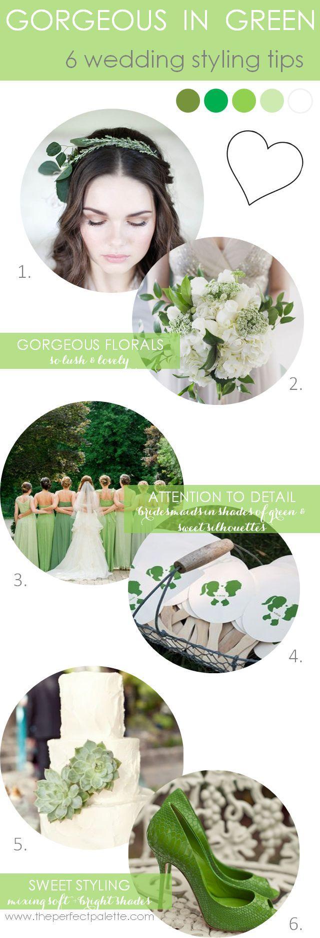 Свадьба - 6 Wedding Styling Tips