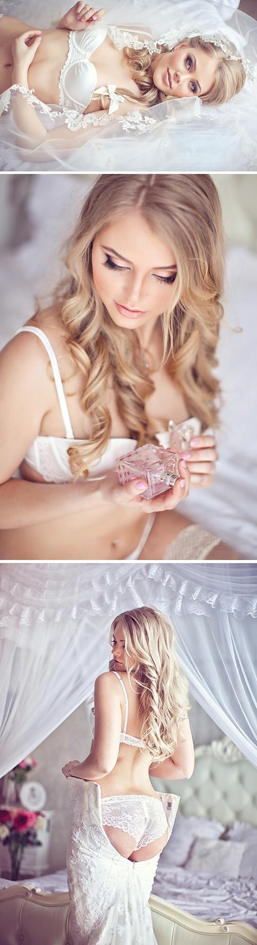Mariage - ♥ Bridal Boudoir & Lingerie For Wedding Day ♥