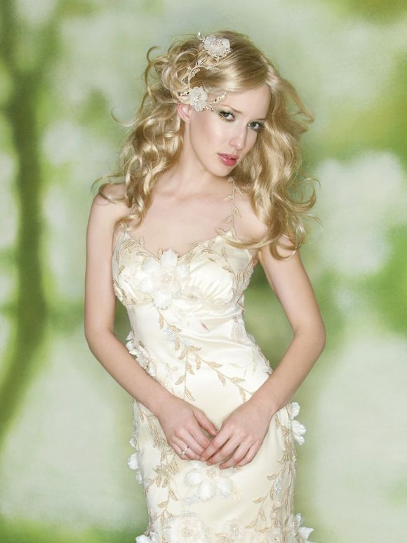 Mariage - An Interview With Claire Pettibone ~ Romantic, Whimsical, Ethereal Wedding Dress Designs...