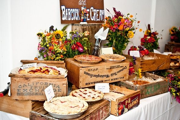 Fall Wedding - FALL RUSTIC Wedding Ideas #2162232 - Weddbook
