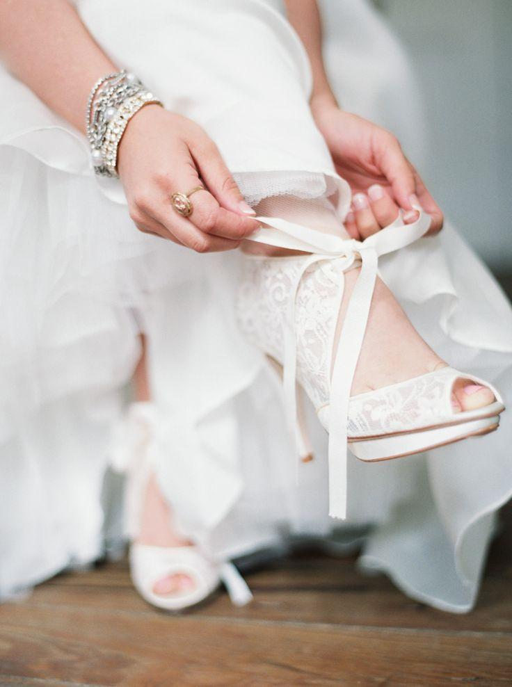 Mariage - Weddings-Bride-Shoes
