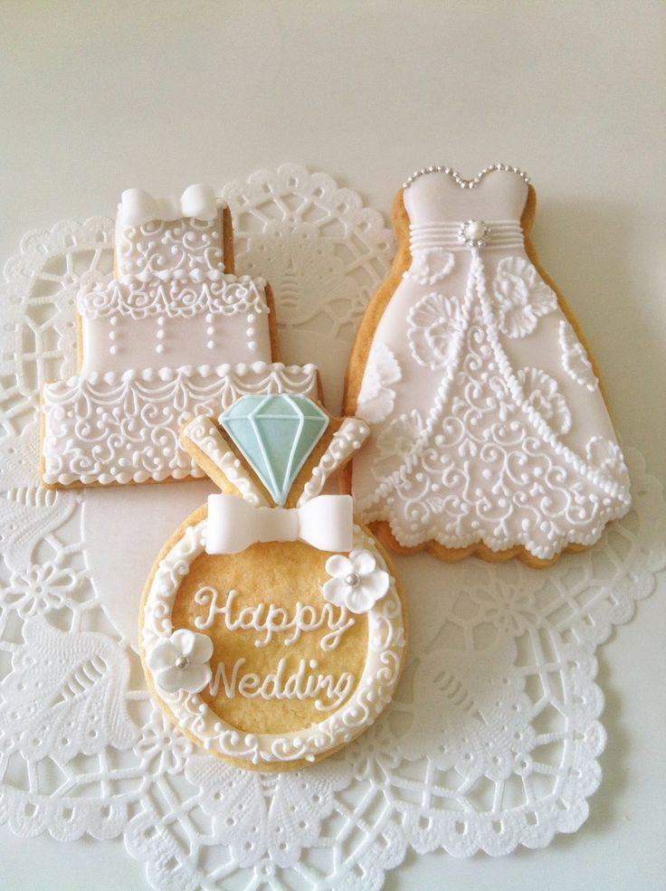 Cookie Wedding Favours Ideas 20 Scrumptious Treat 2162385 Weddbook