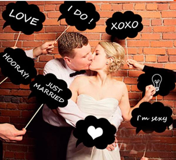 Wedding - New 2014 Creative Wedding Photo Props Whimsy Modelling Creative Marriage Wedding Supplies Wedding Favors And Gifts Freeshipping