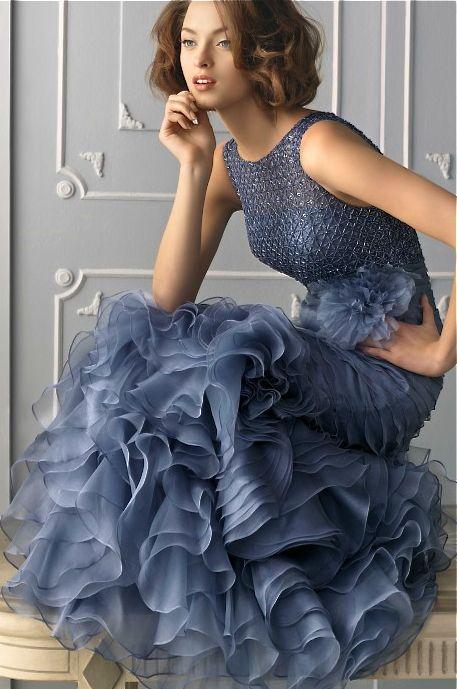 Hochzeit - Gowns......Beautiful Blues