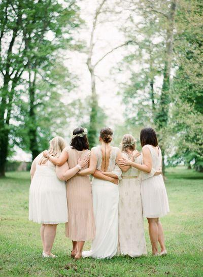 زفاف - Bridesmaids