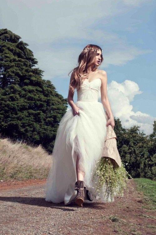 Mariage - Weddings-Bride-Tulle