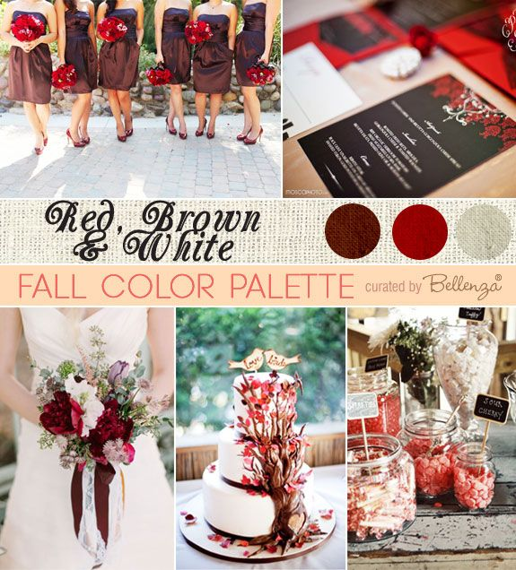 زفاف - FALL   RUSTIC Wedding Ideas