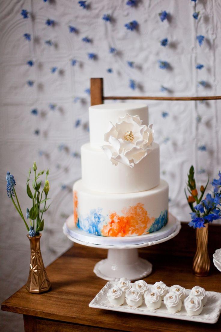 Best Orange And Blue Wedding Ideas Gallery - Styles & Ideas 2018 ...