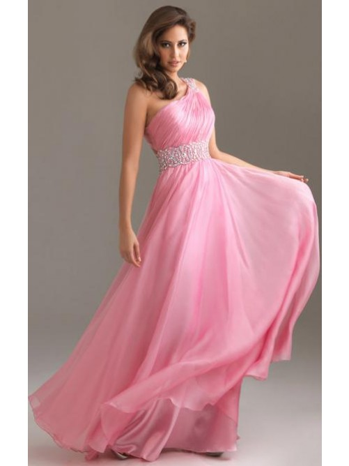 Свадьба - One Shoulder Formal Dresses