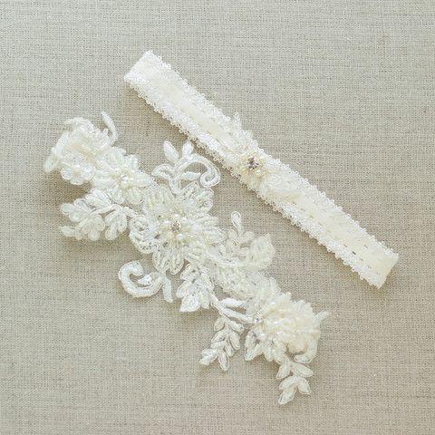 Свадьба - Garter Set STYLE G3-200