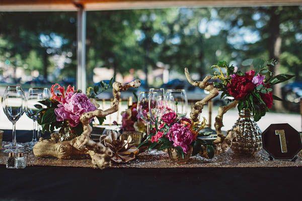 Mariage - Centerpieces & Table Decor
