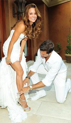 Wedding - Inside Brooke Burke And David Charvet's Commitment Ceremony