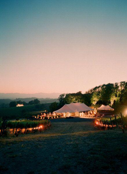 Hochzeit - Weddings-Outdoors-Garden