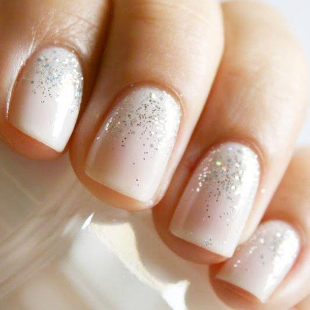 Свадьба - 4 Fun Manicure Ideas That Will Flaunt Your Engagement Ring!