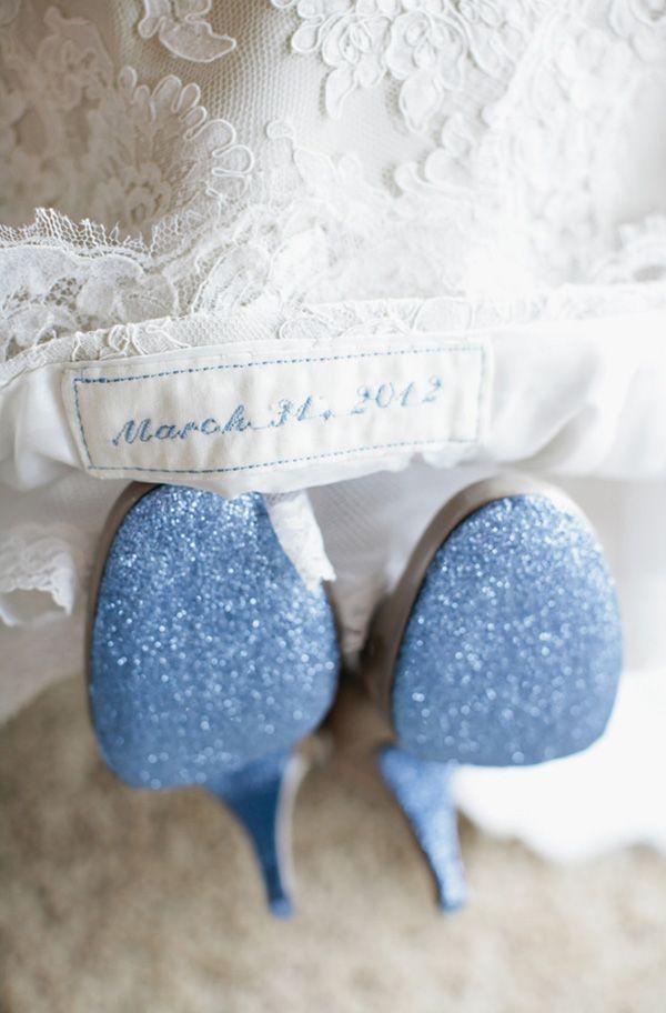Свадьба - Something Old, Something New, Something Borrowed, Something BLUE
