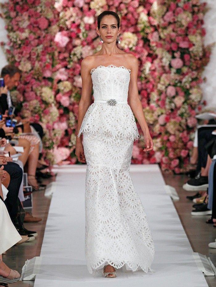 Hochzeit - Oscar De La Renta S/S 15: Gorgeous In The Springtime