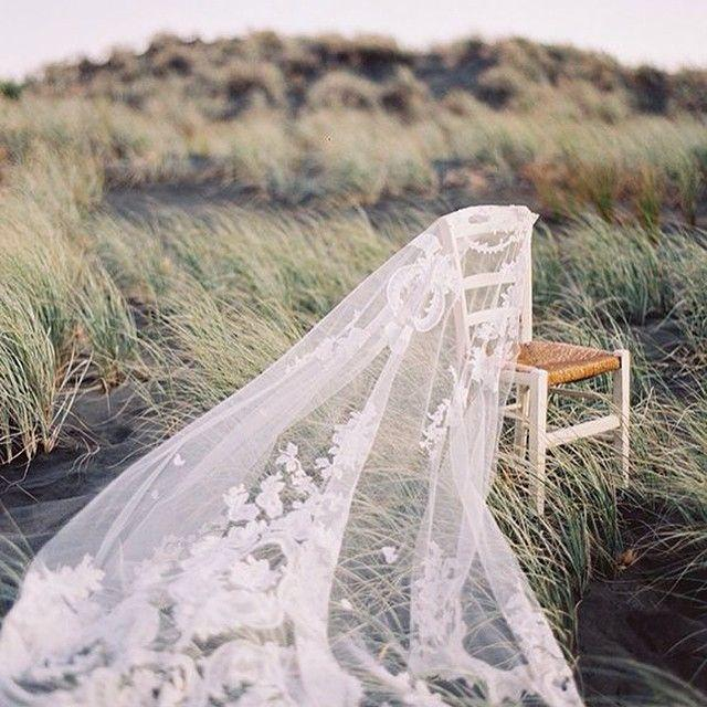 زفاف - Bridal Veils & Headpieces Inspiration
