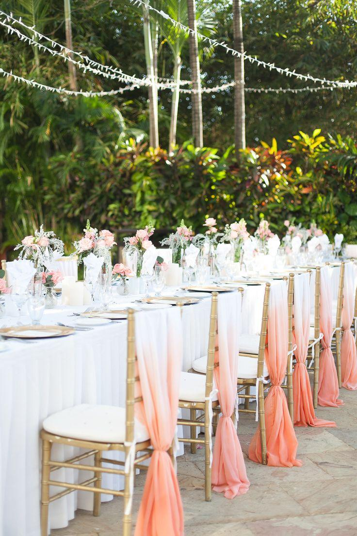 Hochzeit - Tablescapes