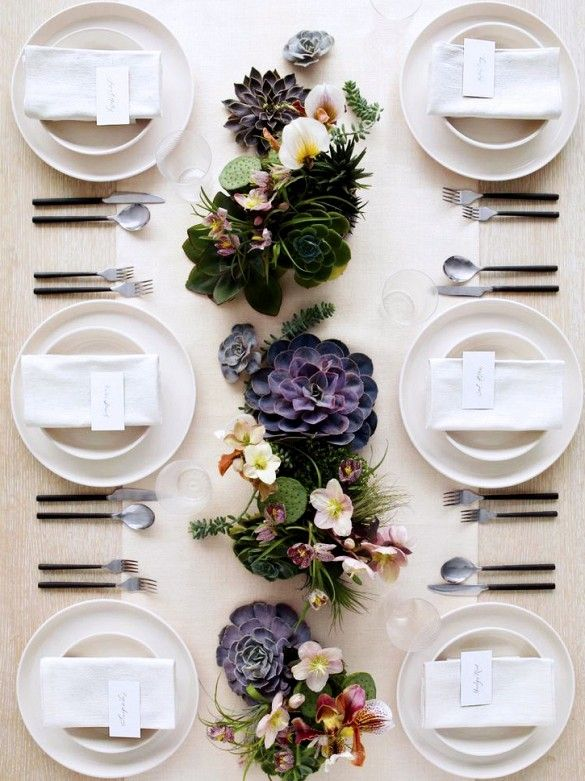 Mariage - How To Host A Magazine-Worthy Dinner Party