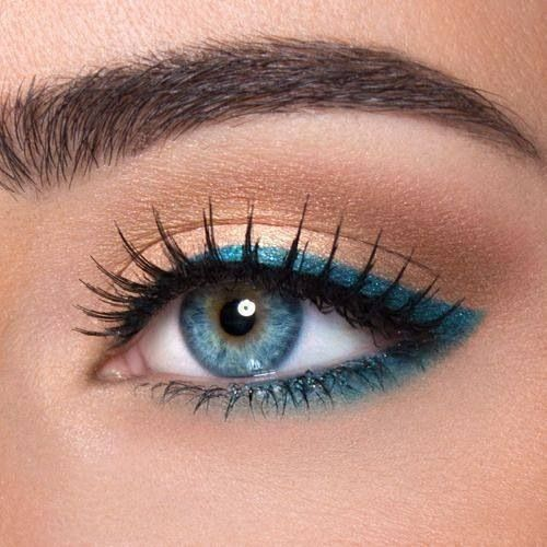 12 Easy Ideas For Prom Makeup Blue Eyes