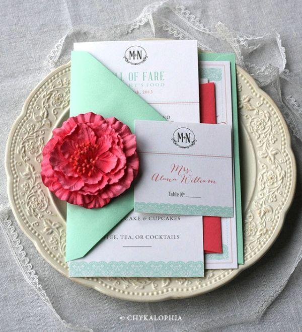 Wedding - Chykalophia Design