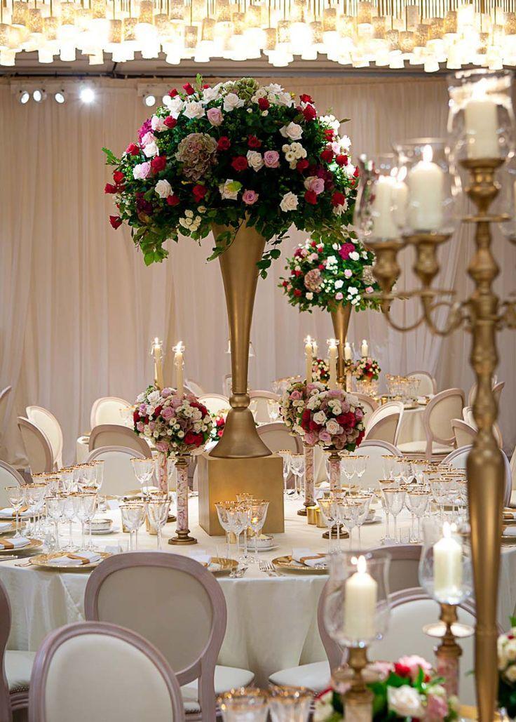 Wedding - ♥~•~♥ Wedding ► Centerpieces And Reception Decor