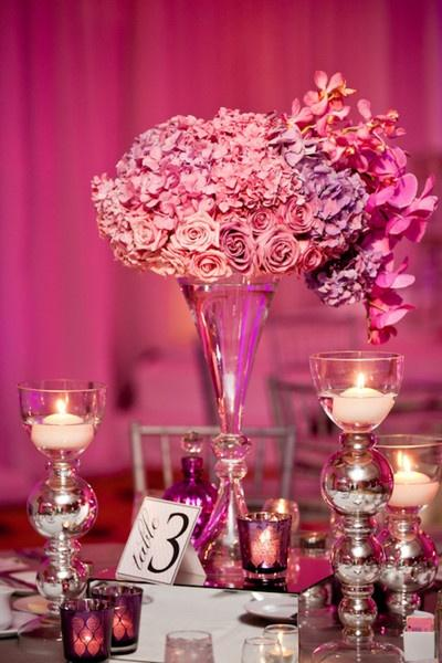 Свадьба - ♥~•~♥ Wedding ► Centerpieces And Reception Decor